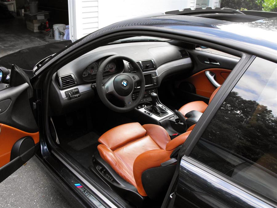 Fs 2006 m3 zcp carbon black on cinn dinan nav loaded - E46 m3 cinnamon interior for sale ...